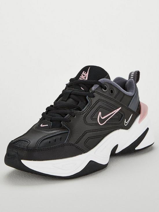 Nike M2K Tekno - Black Pink  ff0cef2a1