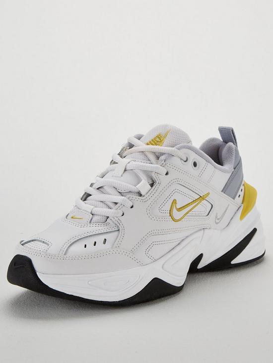 bf8b30e20c5287 Nike M2K Tekno - White