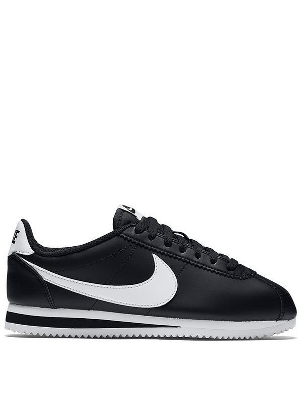 Nike Classic Cortez Leather Trainers