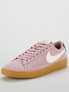 9fadc44bbdc4 Nike Blazer Low Sd - Pink