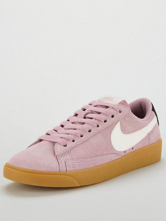 561e20488032 Nike Blazer Low Sd - Pink