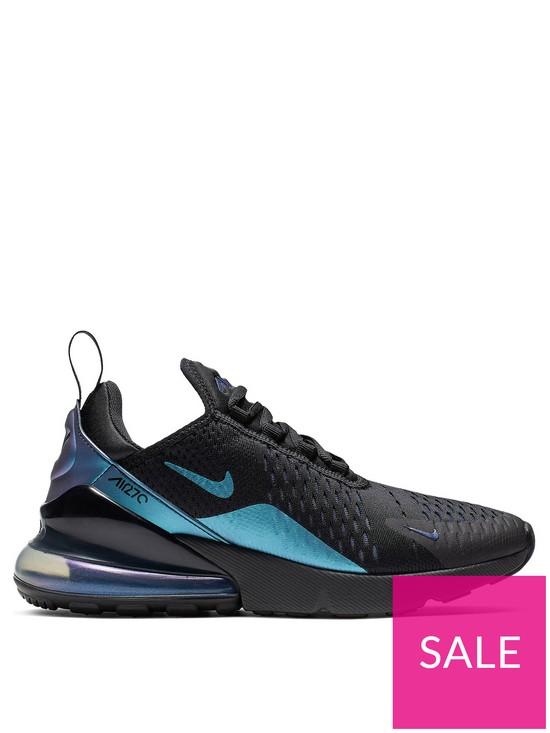 28968f7e18 Nike Air Max 270 - Black/Multi   very.co.uk
