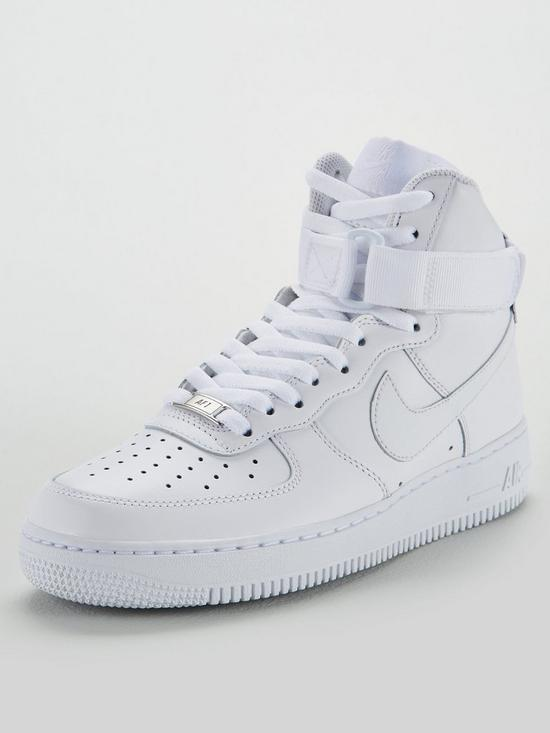 save off 0fd5f 223c8 Nike Air Force 1 High - White