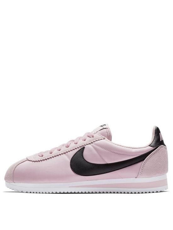 promo code 67513 4e102 Nike Classic Cortez Nylon - Pink