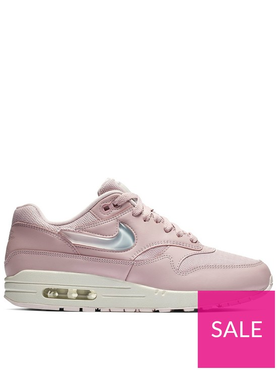 360f5aa52d Nike Air Max 1 Jp - Pink/White | very.co.uk