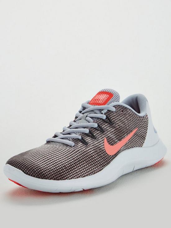 9d11c9bac5e Nike Flex 2018 RN - Grey Pink