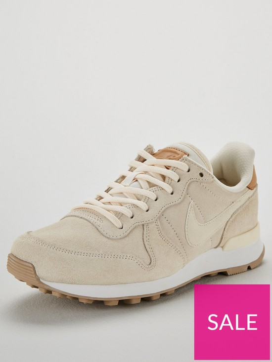 hot sale online 2b2ba 95145 Nike Internationalist Premium - Cream White