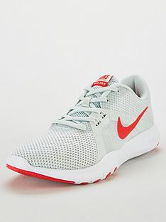 a2e1ddd06f3 Nike Flex Trainer 8 - Grey Red