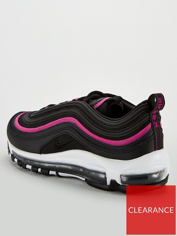 newest collection attractive price get online Air Max 97 Lux - Black/Pink