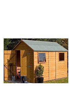 rowlinson-10x6nbspft-premier-garden-shed