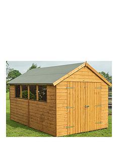 rowlinson-12x8-ft-premier-garden-shed