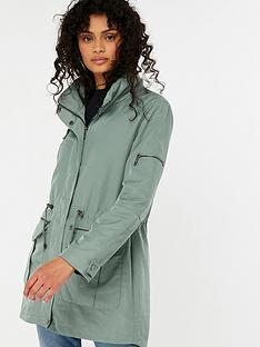 monsoon-heather-lightweight-parka-green