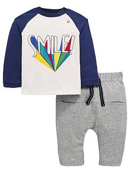 mini-v-by-very-baby-boys-smile-top-and-bottoms-outfit-multi-coloured