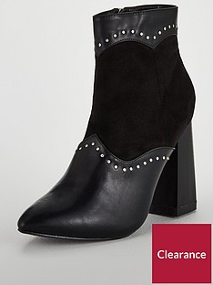 lost-ink-jaime-mix-material-ankle-boot-black