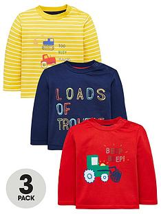 mini-v-by-very-baby-boys-3-pack-little-truck-tops-multi-coloured