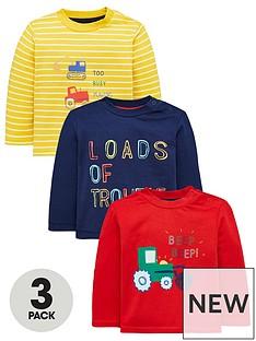 mini-v-by-very-baby-boys-3-pack-little-truck-tops-multi-coloured