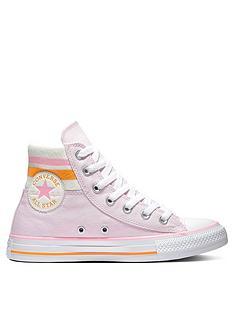 fda146a326a2 Converse Chuck Taylor All Star Hi - Pink