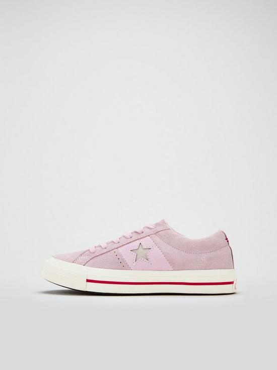 ... Converse One Star - Ox - Pink Foam enamel Red egret. 3 people have  looked at this in the last couple of hrs. 93aff13a8