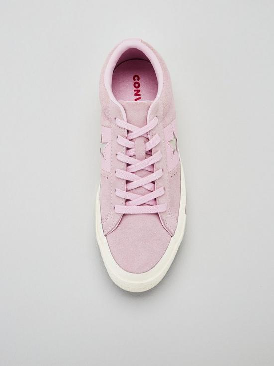 a471afa094f ... Converse One Star - Ox - Pink Foam enamel Red egret. 3 people have  looked at this in the last couple of hrs.