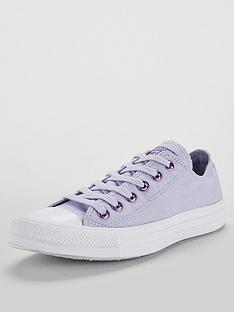 d17a2504b53 Converse Chuck Taylor All Star Ox - Lilac White