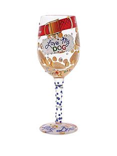 lolita-love-my-dog-wine-glass