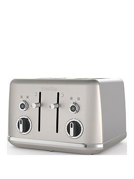 Breville Breville Lustra Shimmer Cream 4 Slice Toaster