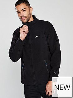 trespass-bernal-fleece-black