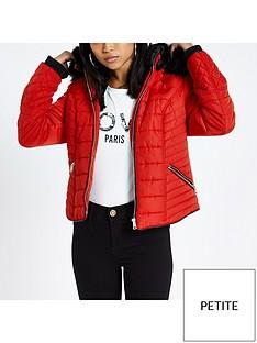 ri-petite-padded-jacket-red