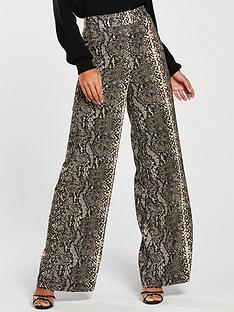 v-by-very-snake-print-wide-leg-trouser-printed