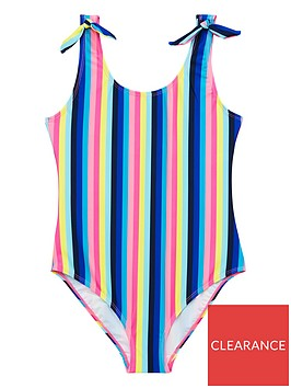 v-by-very-girls-stripe-swimming-costume-multi