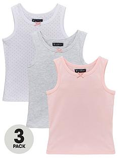 mini-v-by-very-girls-3-pack-plain-and-polka-dot-sleeveless-vest-tops-multi