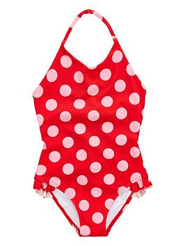 v-by-very-girls-polka-dot-swimming-costume-red