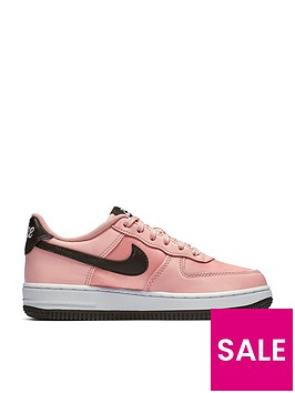 nike-air-force-1-18-valentines-day-childrens-trainers-pinkblack