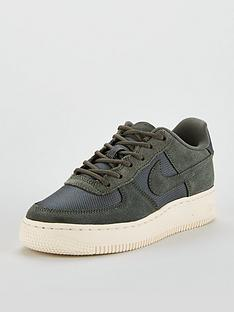 huge discount 999e3 8860b Nike Air Force 1 1 Junior Trainer