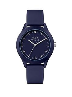 jack-wills-jack-wills-blue-and-white-detail-large-dial-blue-silicone-strap-ladies-watch