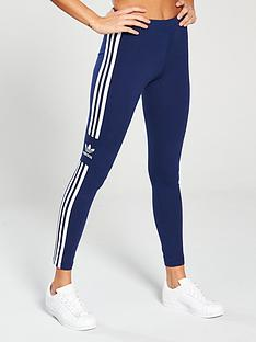 adidas-originals-trefoil-tight-navynbsp