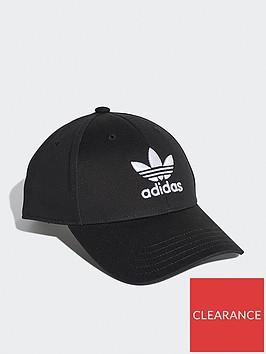 adidas-originals-classic-trefoil-cap-blacknbsp