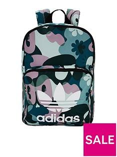 7350a870f1 adidas Originals Classic Print Backpack - Multi