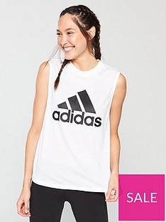adidas-logo-tank-whitenbsp