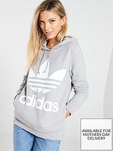adidas-originals-trefoil-hoodienbsp--light-grey-heathernbsp