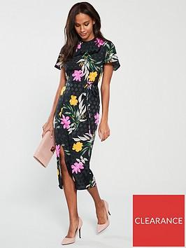 v-by-very-printed-jacquardnbspcolumnnbspmidi-black-floral