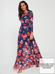 v-by-very-printed-mesh-maxi-dress-print