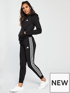 adidas-adidas-badge-of-sport-3-stripe-hooded-tracksuit