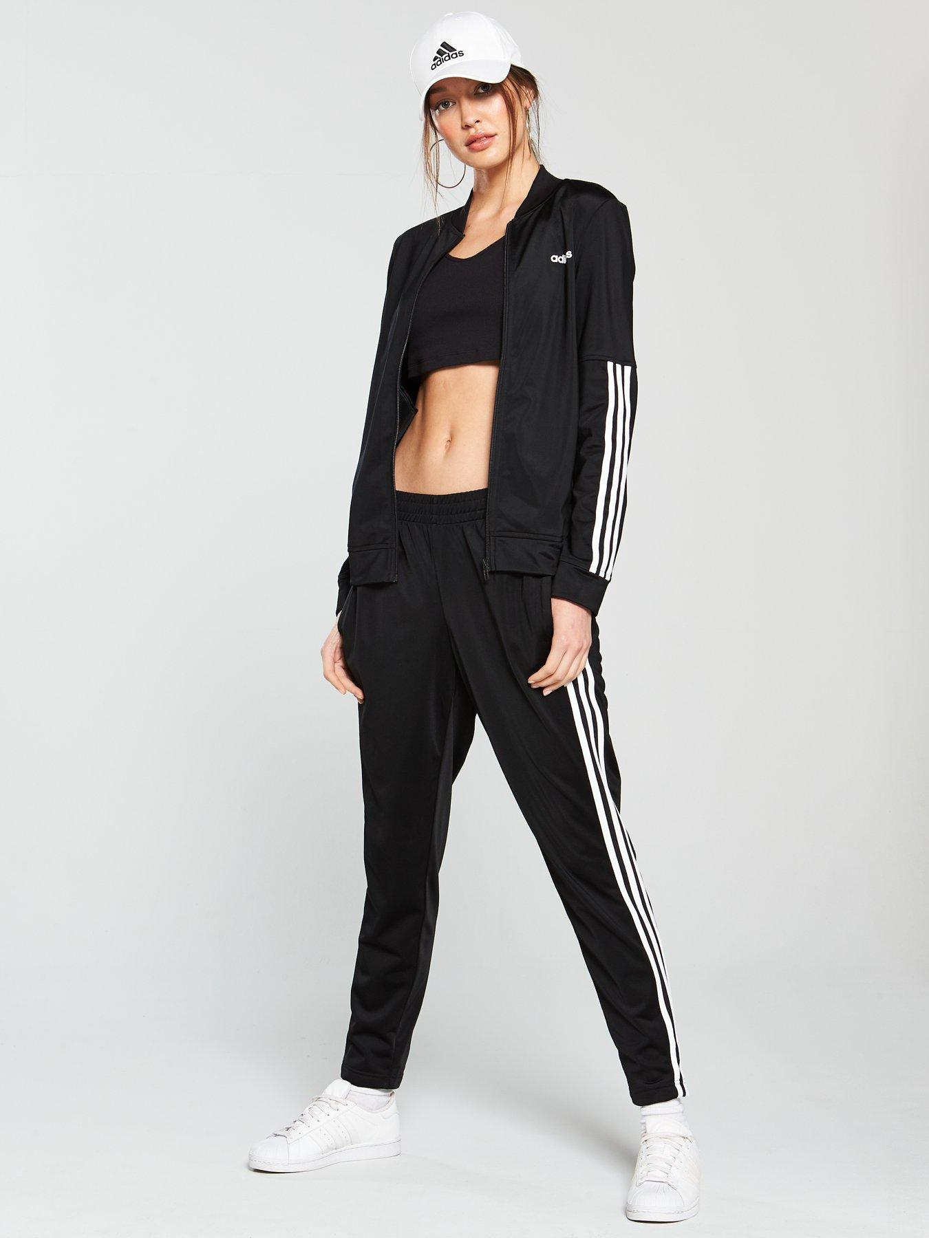 adidas tracksuit womans