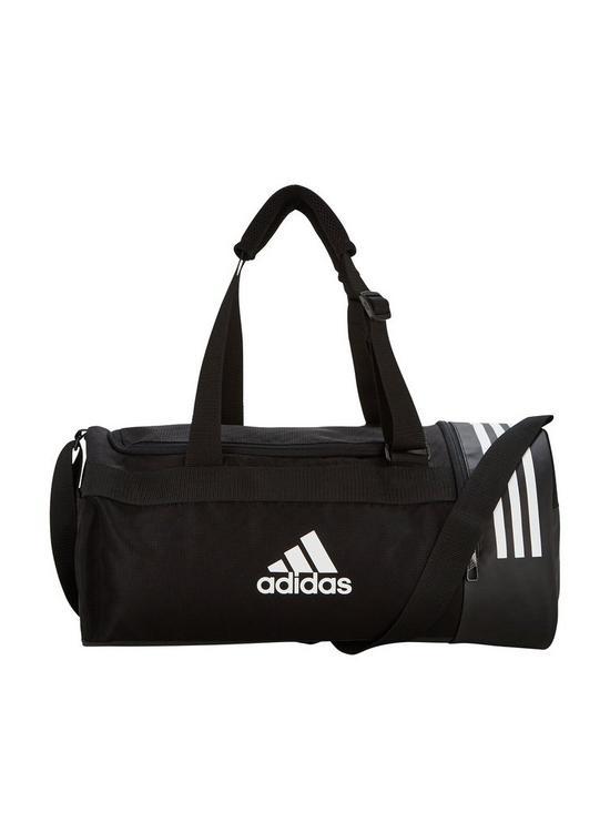 789dd974574f adidas 3 Stripe Gym Bag