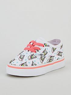 vans-authentic-unicorn-infant-trainer
