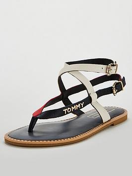 tommy-hilfiger-tommy-hilfiger-iconic-strappy-flat-sandal