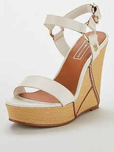414a03a5ec5 Wedges | Tommy hilfiger | www.very.co.uk