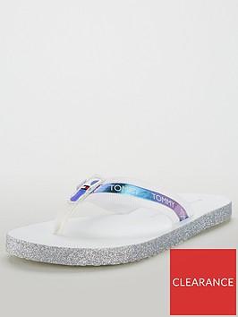 tommy-hilfiger-iridescent-flip-flop