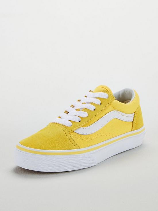 0124e4de86f Vans Old Skool Junior Trainer